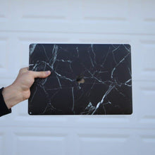 Load image into Gallery viewer, Black Marble (MacBook Skin)