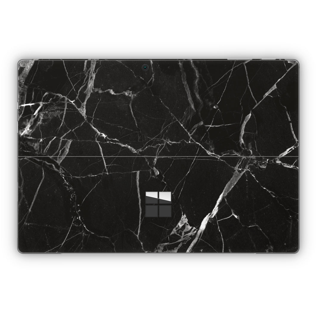 Black Marble (Surface Pro Skin)