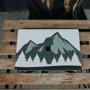 Timber (MacBook Skin)