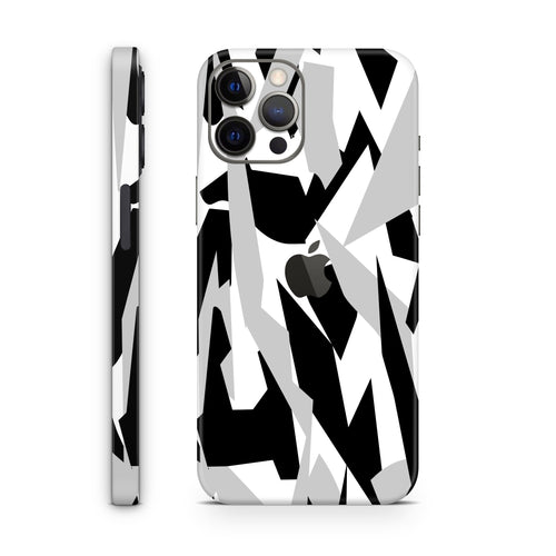 Winter Camo (iPhone Skin)