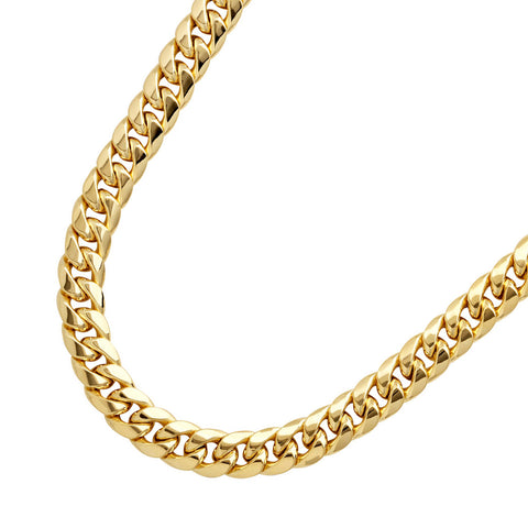 Miami Cuban Link type necklace