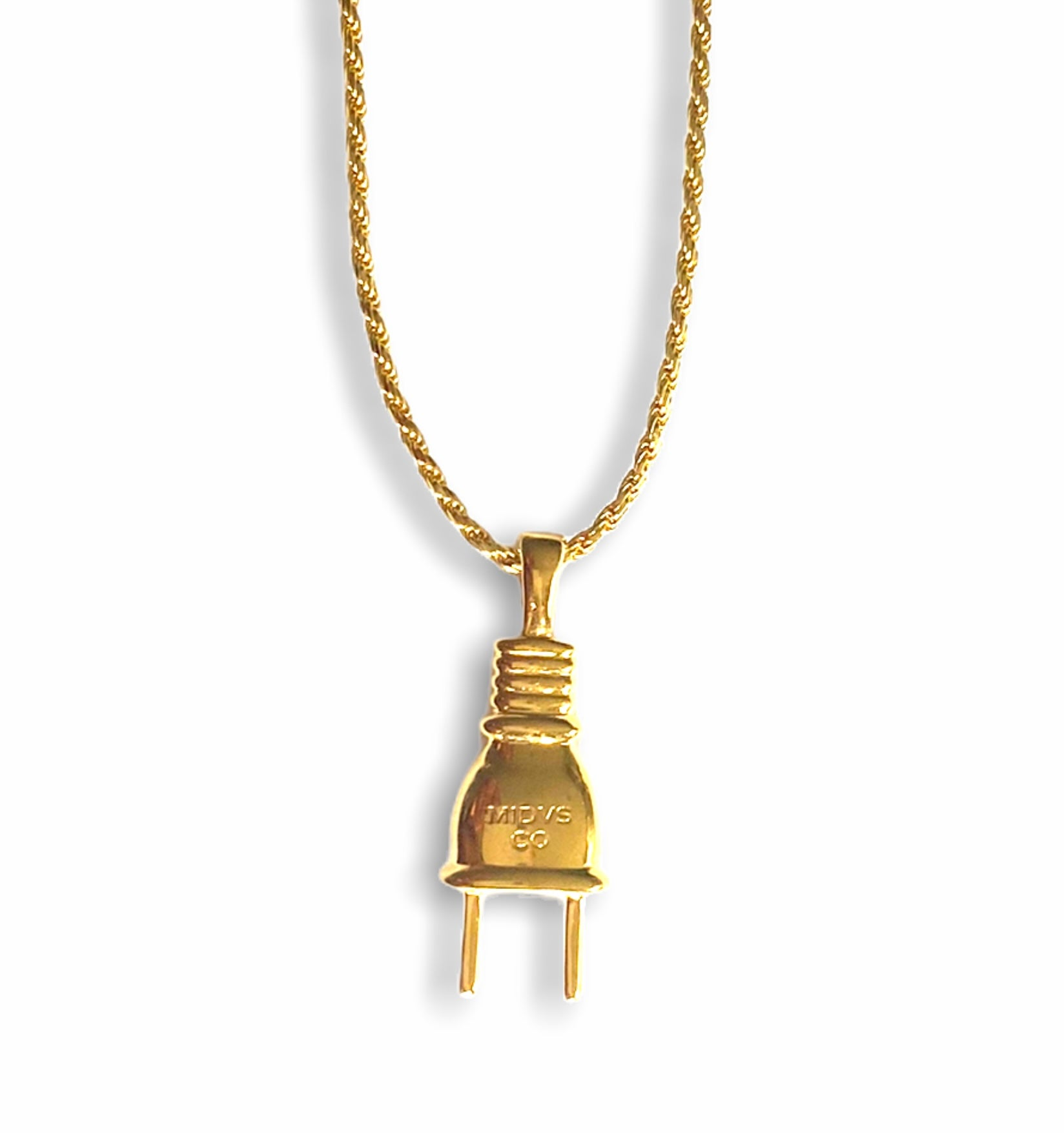 The Plug Pendant by Midas Co