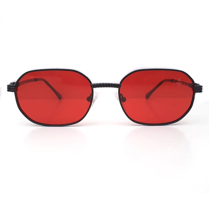 Knox Shades Black / Red