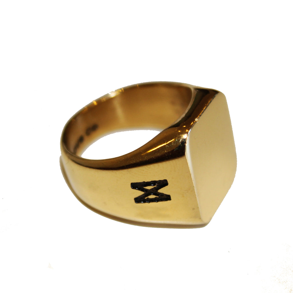 The Kilo Ring - 18kt Gold
