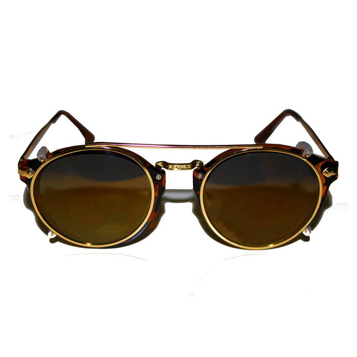 The Primera Shades - Tortoiseshell / Gold