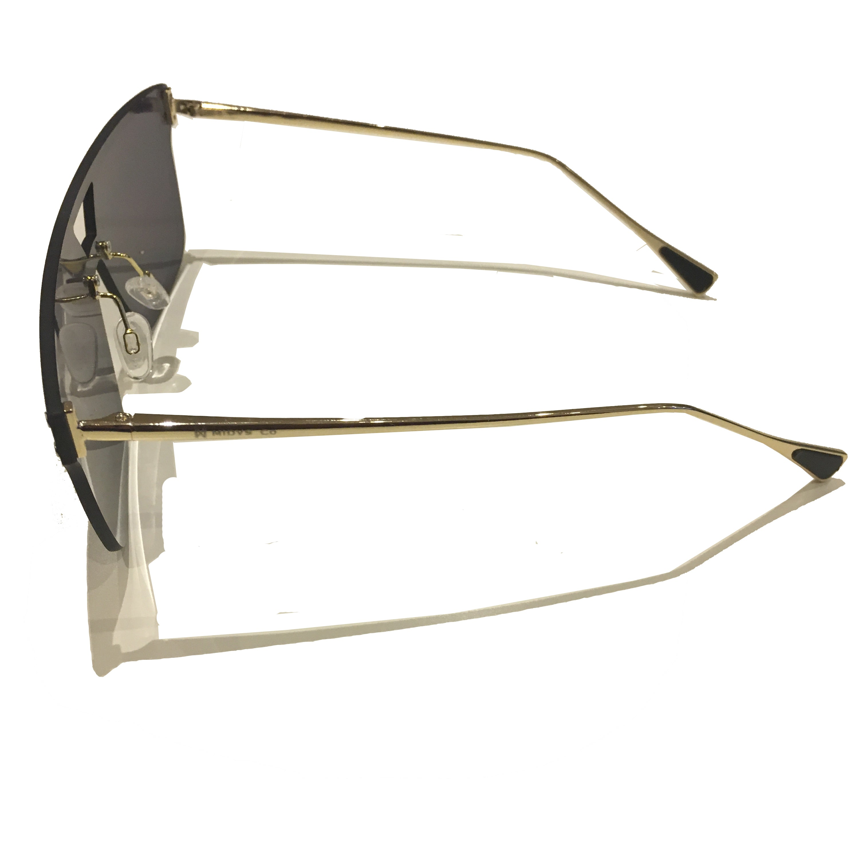 The Kilo Shades Mirror / Gold by Midvs Co