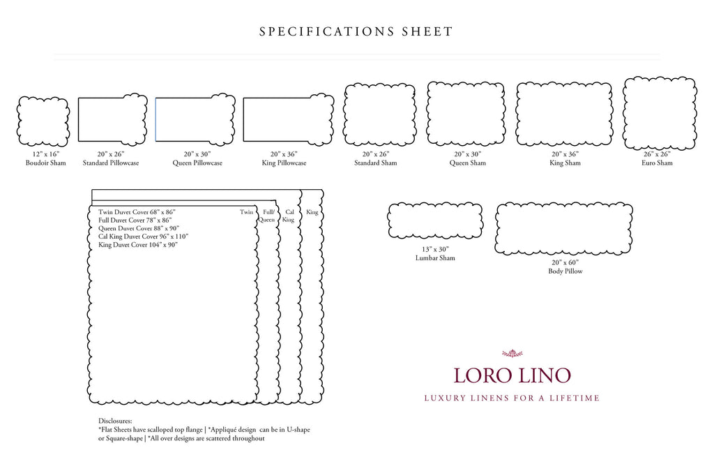 Loro Lino-Specs Sheet-Scalloped