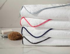 Aspen Bath Towel SET with Face and Hand Towels  125.00 - Loro Lino