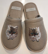 Furry Friends Slippers