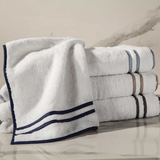 Bermuda Bath Towel SET with Face and Hand Towels  125.00 - Loro Lino Fine Linens