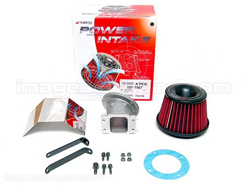 Apexi Power Intake for MR2 (part# 507-T007)