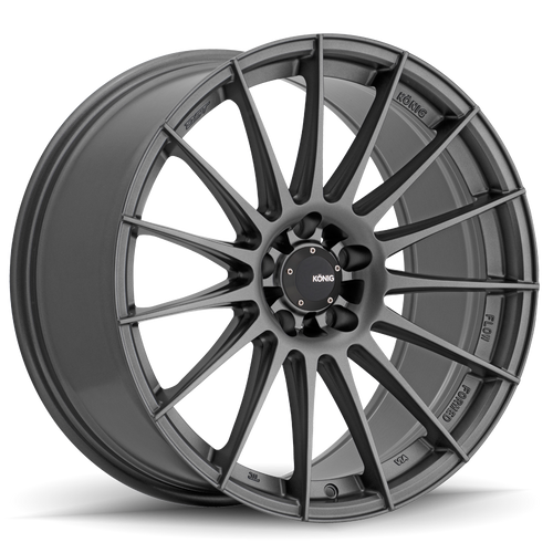 Konig Rennform - Matte Grey