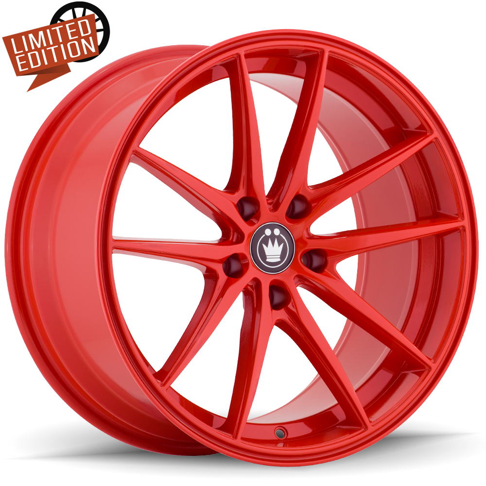 Konig Oversteer - Limited Edition Gloss Red
