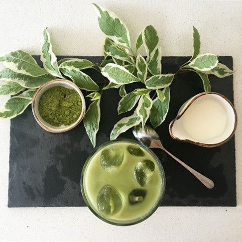 Focus: Matcha Green Tea