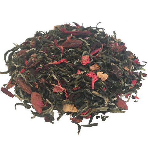 Goji Berry & Pomegranate Green Tea