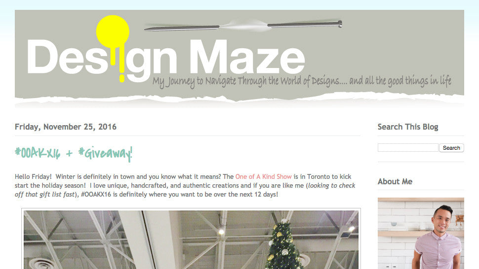 PRESS:  Design Maze