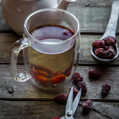 What To Cook Today food blog - Chinese Confinement Red Dates Tea