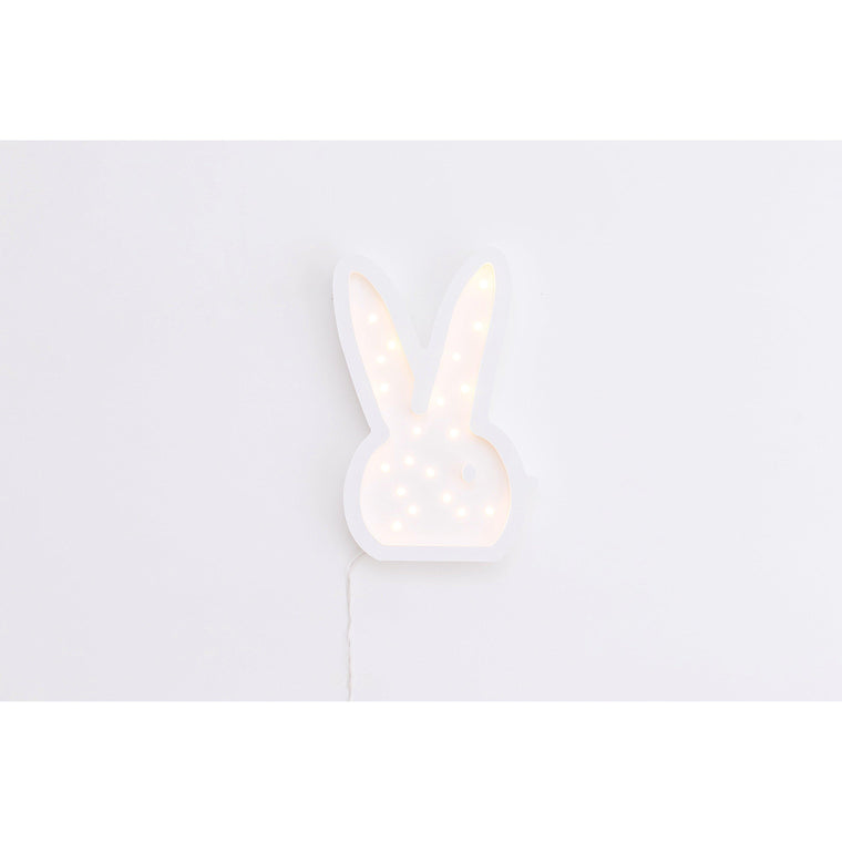 Bunny Head Marquee Warm White Light