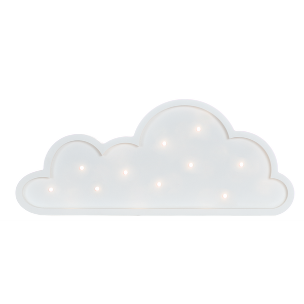 Cloud-Mini Marquee Warm White Light-Marquee Art-Pulp Function