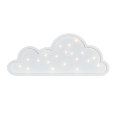 Cloud Marquee Warm White Light-Marquee Art-Pulp Function