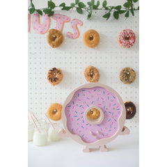 Donut Ever Let Me Go! Marquee Natural White Light-Marquee Art-Pulp Function