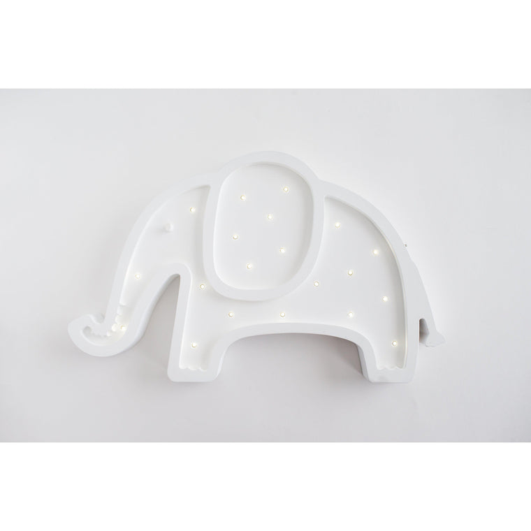 Elephant Marquee Natural White Light