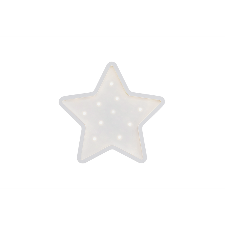 Star-Mini Marquee Warm White Light