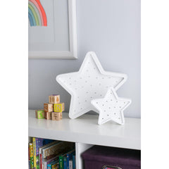 Star Marquee Natural White Light-Marquee Art-Pulp Function