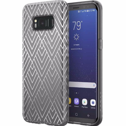 Incipio Design Series NGP for Samsung GS8+ - Silver Prism