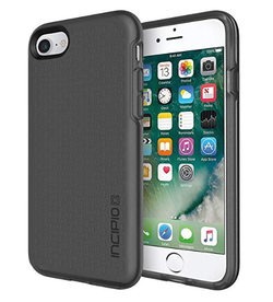 Incipio Haven for iPhone 7 - Black/Charcoal