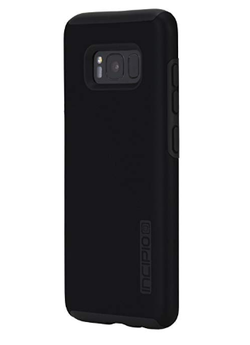 Incipio DualPro for Samsung GS8+ - Black/Black