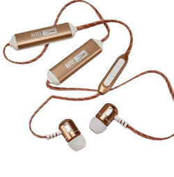 Altec Lansing In-Ear Metal Bluetooth Earphones Rose Gold