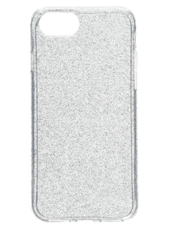 Incipio Design Series Clr Glitter -iPhone 6/7/8  - Midnight