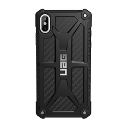 UAG iPhone XS Max Monarch- Carbon Fiber