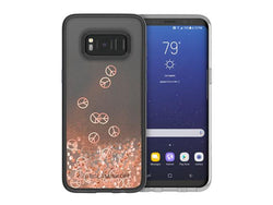 Rebecca Minkoff Glitterfall for Samsung GS8 - Peace