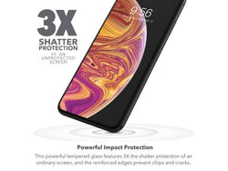 Zagg InvisibleShield-Glass+ Screen Protector for iPhone Xs Max