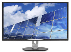 "Philips Monitor 32"" 16:9 QHD LCD 328B6QJEB, 2560 x 1440, Input- HDMI, MHL, DisplayPort, DVI, and VGA - 4 years wty"
