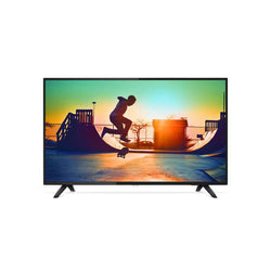 "Philips 6000 series, 139 cm (55"") 4K Ultra Slim Smart LED TV with Pixel Plus Ultra HD, Quad Core, DVB-T/T2, 3 Year Onsite Warranty."