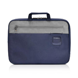 Everki ContemPRO Laptop Sleeve w/ Memory Foam - 15.6-Inch - Navy
