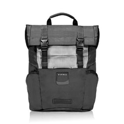 Everki ContemPRO Roll Top Laptop Backpack -15.6-Inch - Black