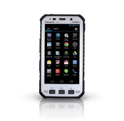 "Panasonic Toughpad FZ-X1 (5"") Mk1 with 4G, 12 Point Satellite GPS, Barcode Reader & Handstrap"