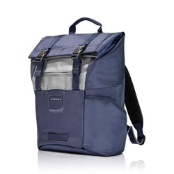 Everki ContemPRO Roll Top Laptop Backpack -15.6-Inch - Navy
