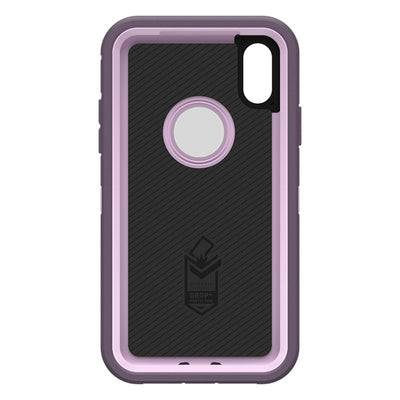 "OtterBox Defender Case suits iPhone XR (6.1"") - Purple Nebula"