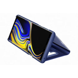 Samsung Clear View Standing Cover suits Samsung Galaxy Note 9 - Blue