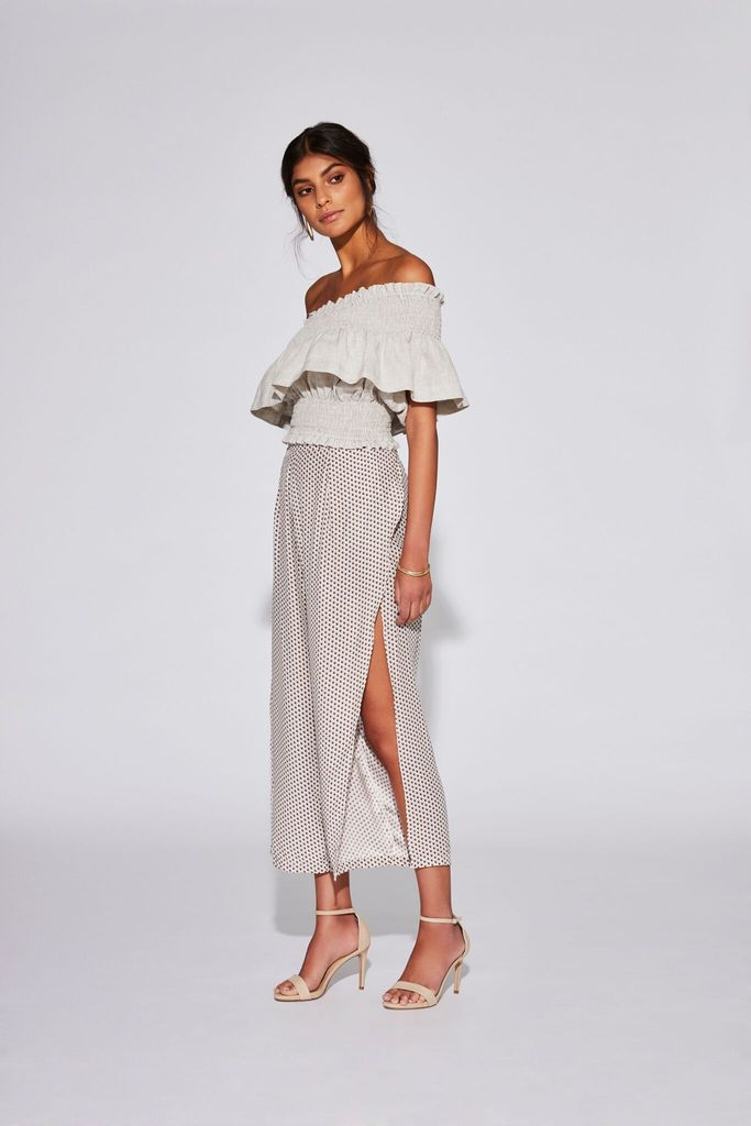 Ines One Shoulder Top