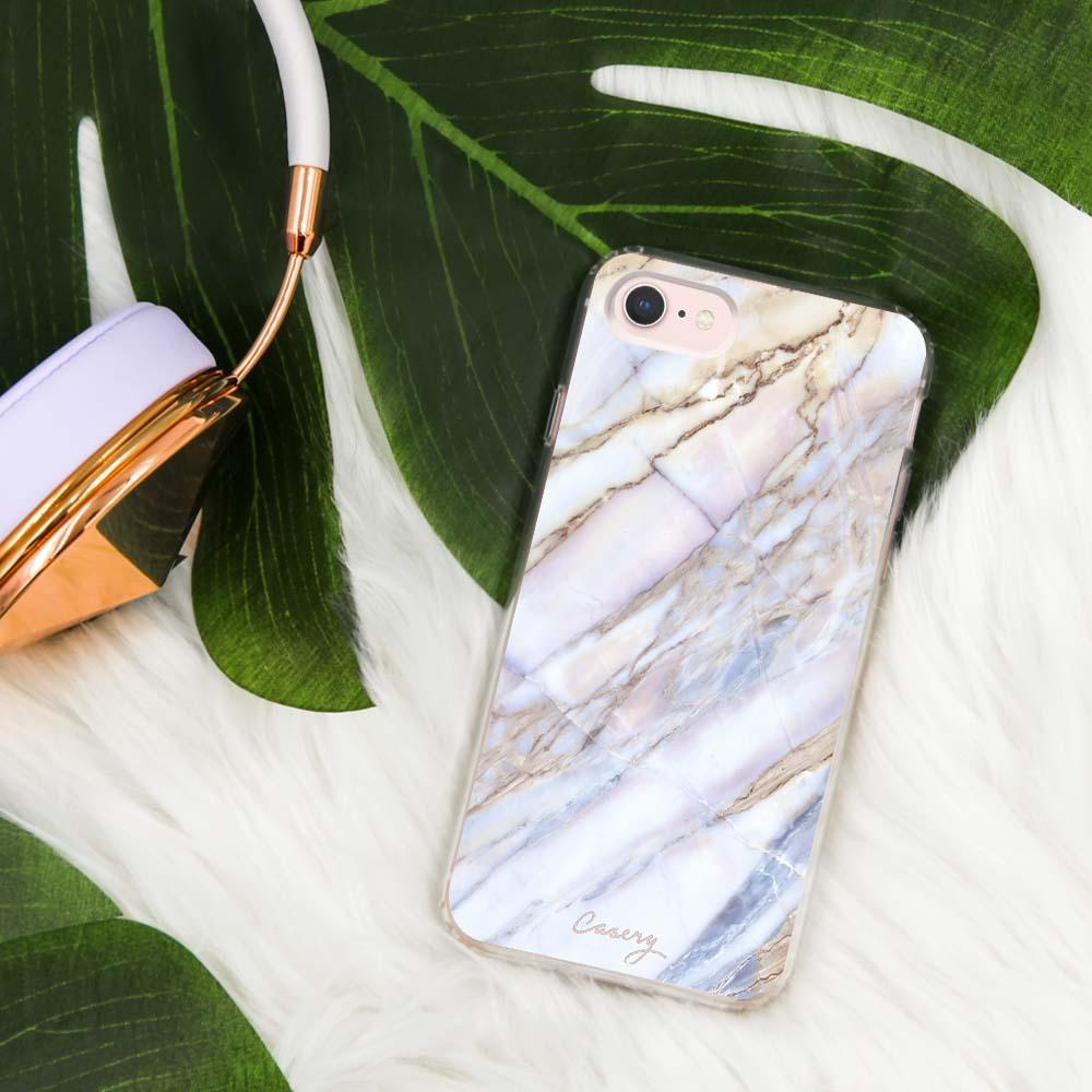 Shatter Marble iPhone Case