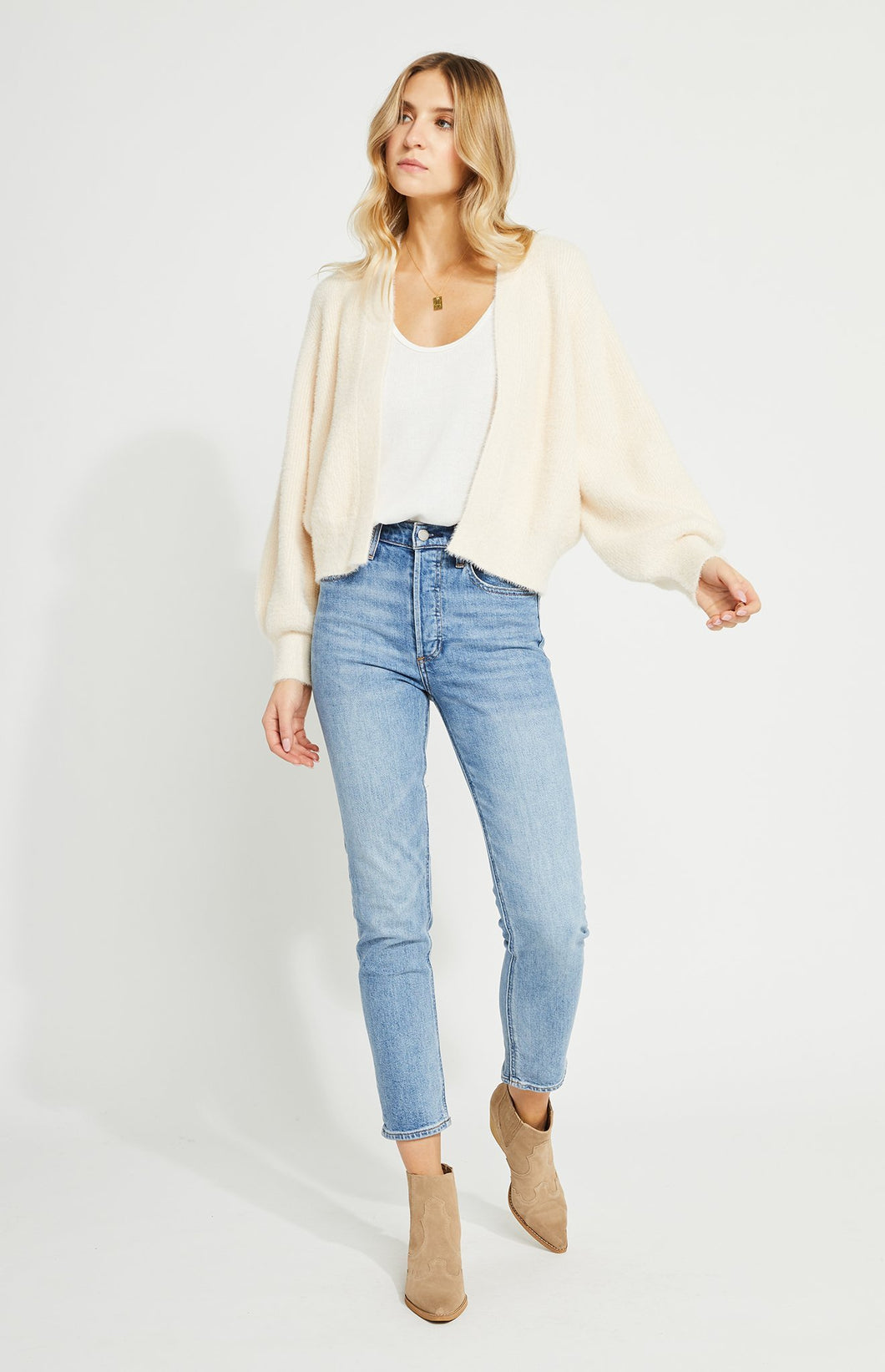 The Frieda Cardigan