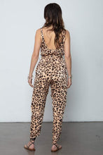 Lost In Love Jumpsuit - Leopard