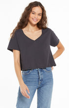 Parker Organic V-neck Tee (Multiple Colors)