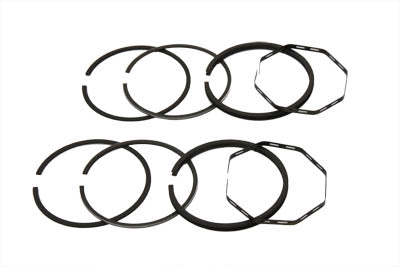 .010W/2 PIECE OIL LATE RING SET